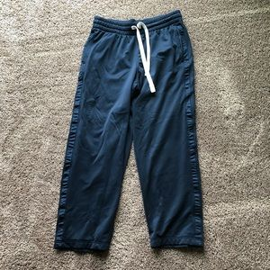 Nike Men's Blue Athletic Pants Size Medium